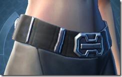 Dynamic Brawler Female Belt
