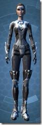 Dynamic Brawler - Female Front