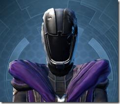 Energized Triumvirate Hides Hood