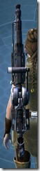 GT-27 Plasma Core Assault Cannon Stowed