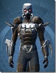 Primeval Stalker - Male Close