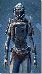 Revered Huntsmaster - Female Close
