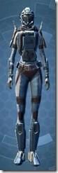 Revered Huntsmaster - Female Front