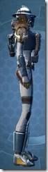 Revered Huntsmaster - Female Right