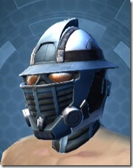 Revered Huntsmaster Male Helmet