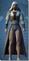 Rigid Flex Chestguard - Male Front