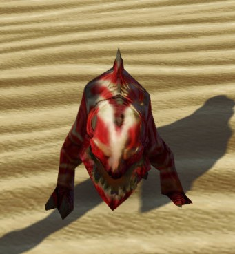 Scarlet Mouse Horranth Front