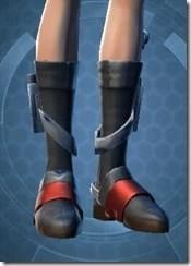 Squadron Leader Female Boots