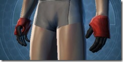 Squadron Leader Male Gloves