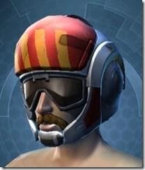 Squadron Leader Male Helmet