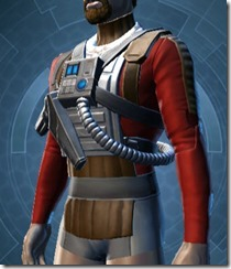 Squadron Leader Male Jacket