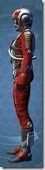 Squadron Leader - Male Left