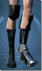 B-400 Cybernetic Female Boots