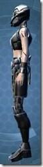 B-400 Cybernetic - Female Left