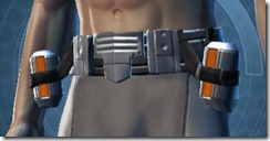B-400 Cybernetic Male Belt