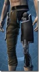 B-400 Cybernetic Male Pants