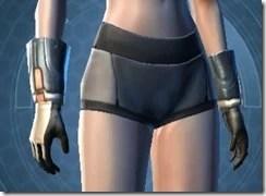 Contraband Runner Female Gloves