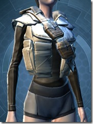 Contraband Runner Female Jacket