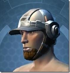 Contraband Runner Male Helmet