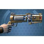 Chapter 12HK-55's Blaster Pistol