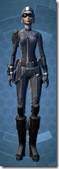 Intelligence Officer - Female Front