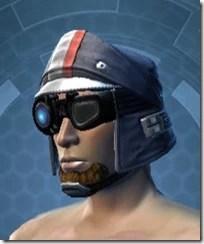 Intelligence Officer Male Helmet