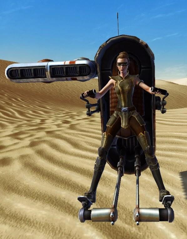 Vectron Ranger Front