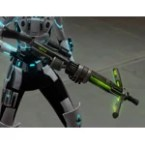 Gladiatorial Blaster Rifle*