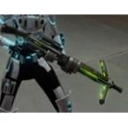 Gladiatorial Blaster Rifle*