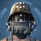 Polyfibe Helmet [Tech] (Imp)
