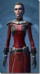 Armored Interrogator - Female Close