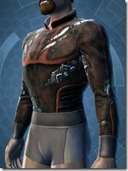 Battleworn Engineer Male Chestguard