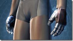 Battleworn Engineer Male Gloves