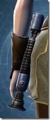 Blademaster's Lightsaber - Stowed