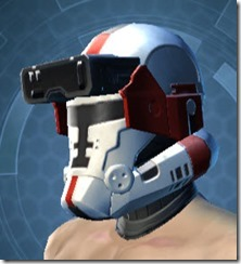 Havoc Squad Male Helmet