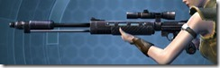 PW-8 Plasma Sniper Rilfe - Left