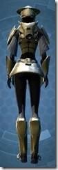 Zakuul Knight - Female Back