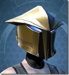 Zakuul Knight Female Helmet