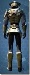 Zakuul Knight - Male Back