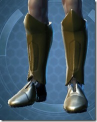Zakuul Knight Male Boots