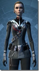 Clandestine Officer - Female Close