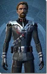 Clandestine Officer - Male Close