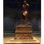 Commemorative Statue of Arcann