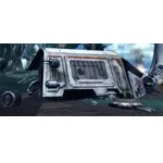 Damaged Republic ATV