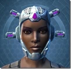 Electrotex Cap Imp - Female Front
