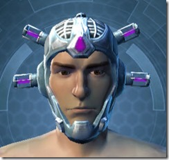 Electrotex Cap Imp - Male Front