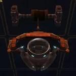 Emergency Escape Submarine (Ceiling)