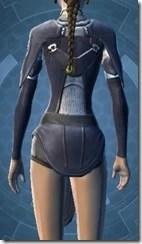 Expeditionary Vest Pub - Female Back