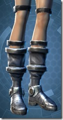 Experimental Pilot Female Boots