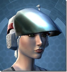 Experimental Pilot Female Helmet
